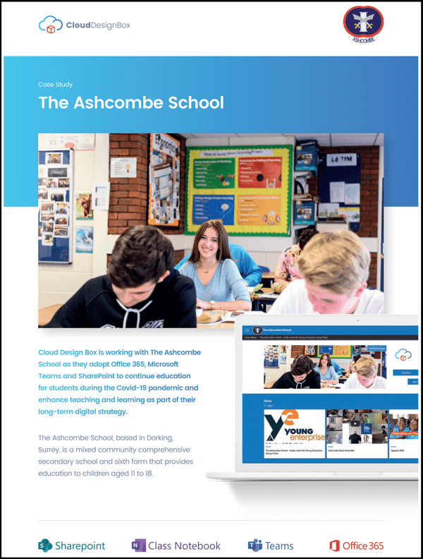 Open The Ashcombe School Preview