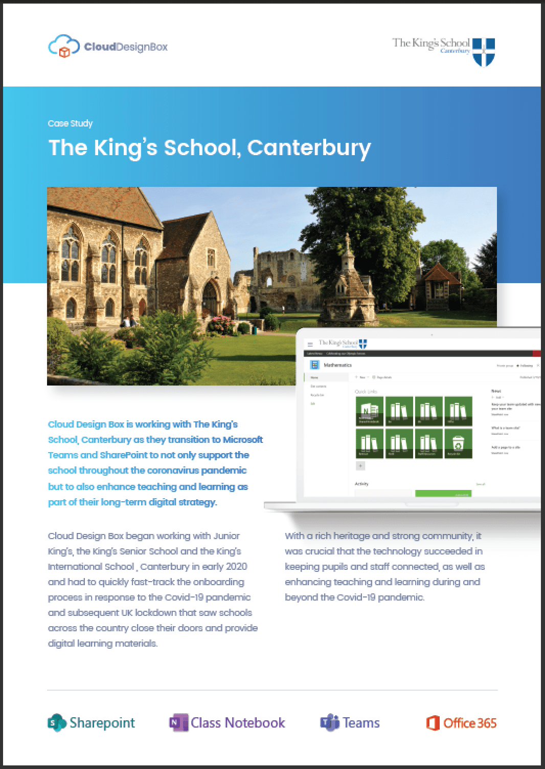 Open The King's School Canterbury Preview